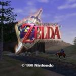N64版『ゼルダの伝説 時のオカリナ』オープニングムービーを3DS版と比較