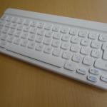ニンテンドーワイヤレスキーボードを早速使ってみた