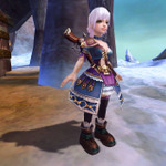 MMORPG『Forsaken World』種族「ジャイアント」「ドワーフ」が公開