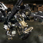 『ARMORED CORE V』PS3版クローズドβテストの正式日程が決定