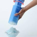 ガリガリ君がふわふわのカキ氷に変身、タカラトミー「おかしなカキ氷ガリガリ君」を発売