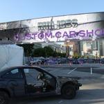 【E3 2011】水着の美女がVIPな洗車サービス? 『セインツロウ3』(番外編Vol.2)