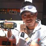 【E3 2011】見た、触った、遊んでみた!PSVita期待の新作『みんなのGOLF NEXT』
