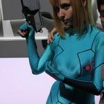 【E3 2011】任天堂ブースで見つけたセクシーなサムス・アラン