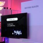 【E3 2011】『みんなでリズム天国』を一人で遊んできました