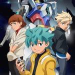 レベルファイブが企画参加!TVアニメ「機動戦士ガンダムAGE」10月よりオンエア ― 『Gジェネ』参戦や新作RPGも発表