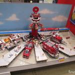 【東京おもちゃショー11】ガンプラにICチップを搭載、バトル
