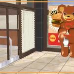 脱出ゲームが3DSダウンロードソフトに登場『@SIMPLE DLシリーズVol.1 THE 密室からの脱出 ~不思議なクマドナルバーガー編~』