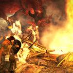 『ドラゴンズ ドグマ』物語の冒頭で訪れるダンジョンには「ドラゴン」の姿も