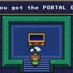 もしも『ゼルダの伝説』に『Portal』のポータルガンがあったら・・・?