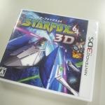 『スターフォックス64 3D』のパッケージを開くと・・・