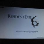 『バイオハザード6』が東京ゲームショウ2011で発表?