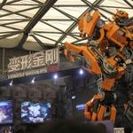 【China Joy 2011】NetDragonブースには『トランスフォーマー』と『ダンジョンキーパー』