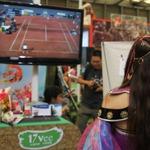 【China Joy 2011】Wiiのようなモーションコントローラー×2を紹介