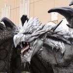 ユニバーサル・スタジオ・ジャパンにリオレウス希少種が襲来!「モンスターハンター・ザ・リアル」体験レポート