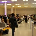 【gamescom 2011】原稿はここで作られる!各国メディアがしのぎを削るプレスルーム