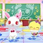 3DS新作リズムアクション『ジュエルペット 魔法のリズムでイェイッ!』2011年冬登場