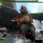 『モンスターハンターポータブル 3rd HD Ver.』発売直前情報!迫力の巨大モンスター戦も公開