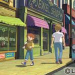 『二ノ国 白き聖灰の女王』、TGS2011では「フィールド編」と「機械の街編」が試遊可能