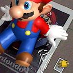 はじめてのニンテンドー3DS ― 「等身大MiiさつえいARカード」で撮影に挑戦