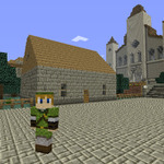 Minecraftで『ゼルダの伝説』を再現