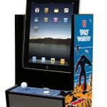 iPadが懐かしの『インベーダー』筐体に!公式アクセサリー「iNVADERCADE」