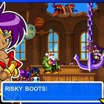 DSiウェアの良質アクション『Shantae: Risky's Revenge』がiOS向けに移植決定!