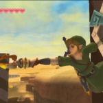 『ゼルダの伝説 スカイウォードソード』TVCMオンエア、日本ではゲーム画面中心の内容に