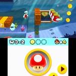 3DS初!『スーパーマリオ3Dランド』は違うソフトともすれちがい可能