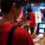 【TGS 2011】ジャイロセンサーでカノジョと遊ぼう『NEWラブプラス』プレイレポ