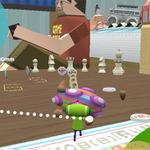 【TGS 2011】PSVita『塊魂 ノ・ビ~タ』は本体と同時発売 ― タッチパネルで転がします