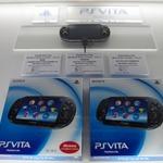 【TGS 2011】予想以上に小さい!?PSVitaのパッケージやアクセサリーをフォトレポート