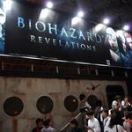 【TGS 2011】幕張メッセ会場に船が・・・『バイオハザード リベレーションズ』