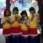 【TGS 2011】3DS版はなんと写真を背景に使える!『ぷよぷよ!!』ステージイベントの様子をお届け