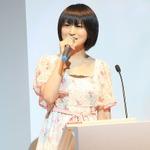 【TGS 2011】藤田咲さんが『初音ミク』を愛でる!ステージイベントレポート ― 『extend』体験版配信も緊急決定