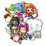 【TGS 2011】あの『メイプルストーリーDS』が日本でも発売決定