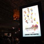 【TGS 2011】『FF』シリーズ音楽好きにはたまらない!『シアトリズム ファイナルファンタジー』プレイレポ