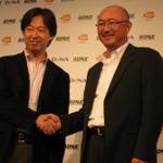【TGS 2011】ガンダムロワイヤルの売上に腰抜かす—バンダイナムコ&DeNAが新会社「BDNA」設立発表会を実施
