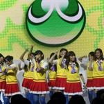 【TGS 2011】ぷよぷよアイドリング!!!がゲームショウ会場で熱唱、その様子をフォトレポート