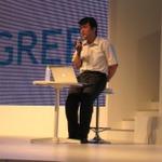 【TGS 2011】ゲームを全人類の楽しみに—GREEステージセッション「経営から見るソーシャルゲームのインパクト」