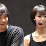 【TGS 2011】杏野はるなさんがRazerのブースに登場