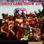 【TGS 2011】ハイレベルなコスプレイヤーが総登場!コーエーテクモのコスプレコンテスト