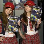 【TGS 2011】東京ゲームショウのコンパニオンを3Dムービーで