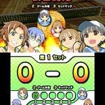 Wii版からパワーアップして帰ってきた!3DS『おきらくテニス3D』本日より配信