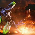 『モンスターハンター3(トライ) G』新モンスター「砕竜 ブラキディオス」詳細判明