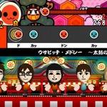『太鼓の達人Wii 決定版』に人気アニメ「ウサビッチ」オリジナルメドレー収録