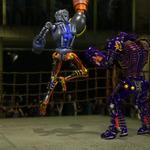 ロボットファイティング『リアルスティール』配信開始 ― PS3版は10月18日より