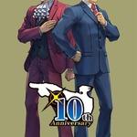 今日で生誕10周年!『逆転裁判』シリーズ10周年特別イベント開催決定