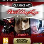 カプコン、『Devil May Cry HD Collection』を海外向けに発表!比較イメージも