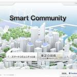 東芝、YouTubeにFacebook連動ゲーム「Play the Smart Community Game!」を公開
